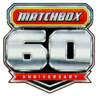 Matchbox 60th Anniversary