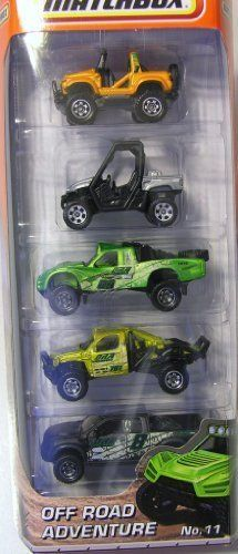 5 Pack : 2011 #11 – Off Road Adventure