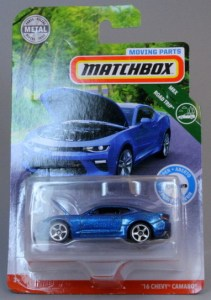 Matchbox MB1139-01 : '16 Chevy Camaro