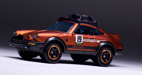 MB1185 : 1985 Porsche 911 Rally