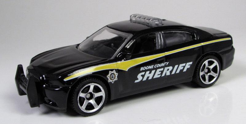 MB933-01 : Dodge Charger Pursuit