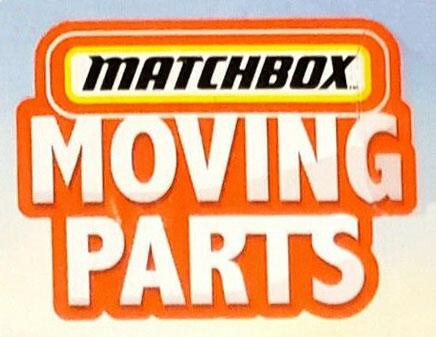 Matchbox Moving Parts 2020