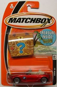 Matchbox 2005 Long Card