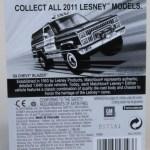 Matchbox Lesney Edition