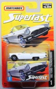 Matchbox MB042-35 : 1957 Ford Thunderbird