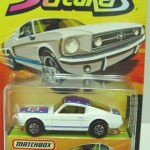 Matchbox MB342-11 : ´65 Ford Mustang GT