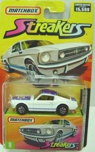 Matchbox MB342-11 : ´65 Ford Mustang GT