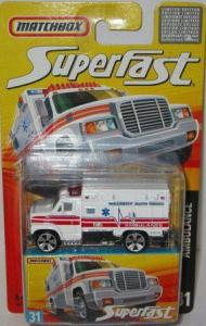 Matchbox MB679-05 : Ambulance