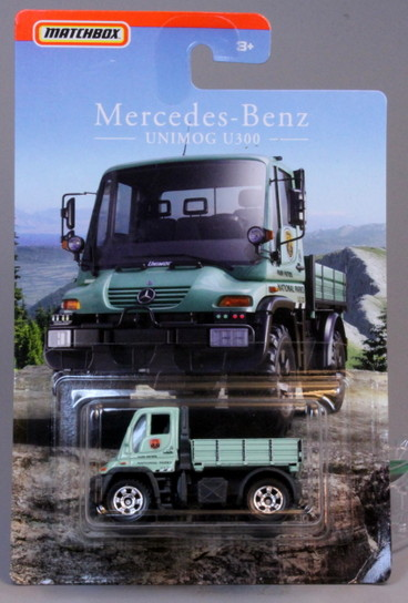 MB728-10 : Mercedes-Benz Unimog U300
