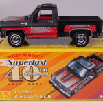 Superfast 40th Anniversary packaging