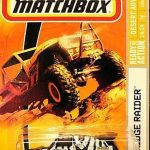 Matchbox 2009 Long Card