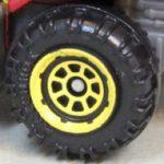 8 Spoke - Yellow