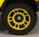 Dot Dash Modern - Yellow