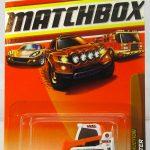 Matchbox 2010 Long Card