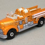 MB843-07 : Seagrave Fire Engine