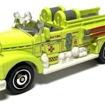 Matchbox MB843-10 : Seagrave Fire Engine