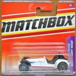 Matchbox 2010 Short Card