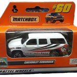 Matchbox 2000 Box