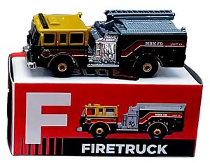 Matchbox MB755-23 : Pierce Dash Fire Engine