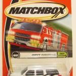 Matchbox 2000 Long Card