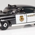 MB1046-01 : 51 Hudson Hornet Police