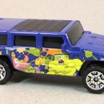 MB526-15 : Hummer H2 SUV Concept