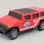 MB526-22 : Hummer H2 SUV Concept