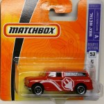MB713-17 : 1965 Austin Mini Van
