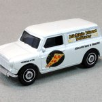 MB713-20 : 1965 Austin Mini Van