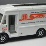 MB787-01 : Express Delivery Truck