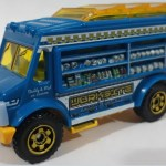 MB999-02 : Food Truck