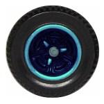 Tri-Spoke - Blue