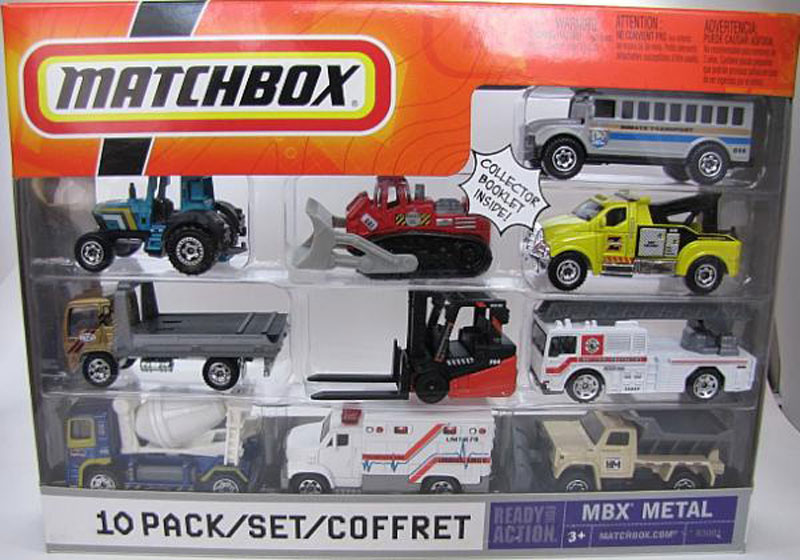 10 Pack : 2009 - All Exclusive - Action