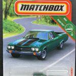 MB1001-04 : 1970 Chevrolet El Camino