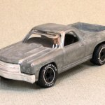 MB328-02 : 1970 Chevrolet El Camino