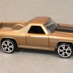 MB328-21 : 1970 Chevrolet El Camino