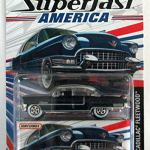 Matchbox MB500-09 : 1955 Cadillac Fleetwood