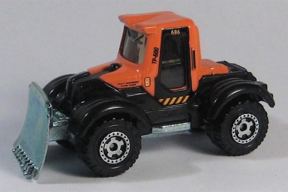 MB686-15 : Tractor Plow ©JTL46