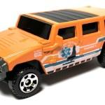 Matchbox MB982-06 : Hummer H2 SUV Concept