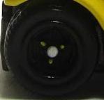 Tri-Spoke - Black-Yellow