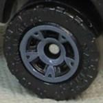 Matchbox Wheels : Dot Dash New - Grey