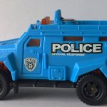 MB830-02 : S.W.A.T. Truck