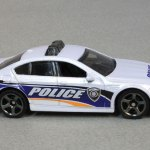 MB966-02 : BMW M5 Police