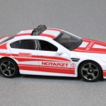 MB966-03 : BMW M5 Police