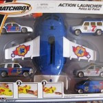 Matchbox Action Launcher - Police Air Patrol