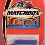 Matchbox 2002 Long Card Variation