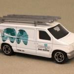 MB444-02 : Ford Panel Van (Roof Attachments/Retooled)