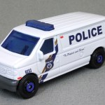 MB444-11 : Ford Panel Van (Roof Attachments/Retooled)