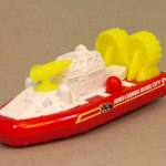 MB519-04 : Fire Hovercraft