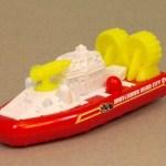 MB519-04 : Fire Hovercraft